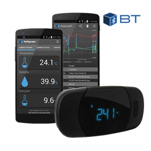 El Bt 2 Temperature Amp Humidity Data Logger Easylog