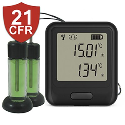 EL-WiFi-21CFR-VAC2 Vaccine Temperature Data Logger