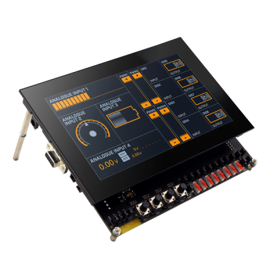 "PanelPilot SGD 70-A-DK+: 7"" Interface with Development Kit"