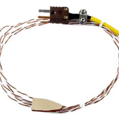 EL-P-TC-T-SURFACE T-Type thermocouple probe with rubber tip