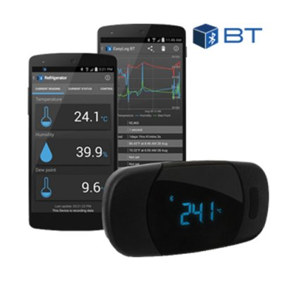 EL-BT-2 Temperature & Humidity Data Logger