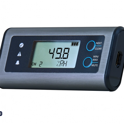 EL-SIE-2 Temperature & Humidity USB Data Logger