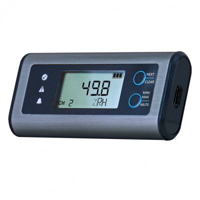 EL-SIE-2+ High Acc. Temp. & Humidity USB Data Logger