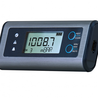 EL-SIE-6+ Temp., Humidity & Pressure USB Data Logger