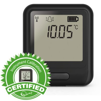 EL-WiFi-T+ Calibrated High Accuracy Temp. Data Logger