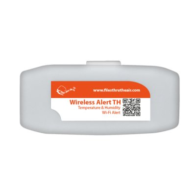 Wireless Alert TH Temp & Humidity Alert System