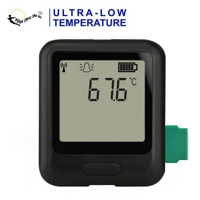 EL-WiFi-ULT+ High-Accuracy Ultra-Low-Temperature Data Logger