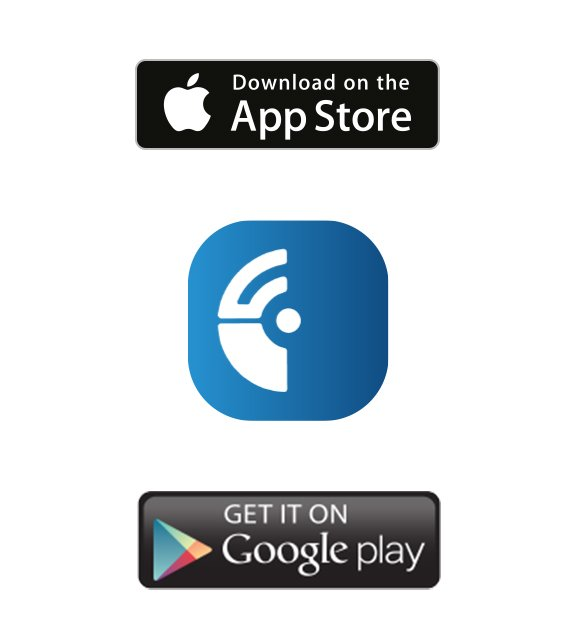 Step 1: Install the Wireless Alert app from the App Store, or on Google Play.